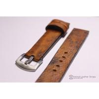 Tali Jam Tangan Kulit || Animal Leather Strap || Scrap Iron