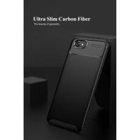 SAMSUNG GALAXY J2 CORE Soft Case Fast Focus Silikon Black New Carbon