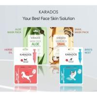 KARADOS Mask Pack - Face Mask - Masker Wajah