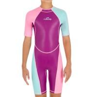 Nabaiji Baju Renang Anak Kloupi Pink Decathlon - 8388292