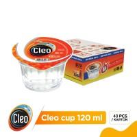 Cleo Cup 120 ml (40pcs)