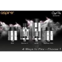 Aspire Quad-Flex Survival Kit Authentic RTA RDTA RDA RDAsquonk 4 in 1