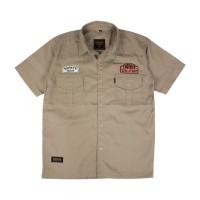 DESERT-Kemeja / Baju Kerja Lapangan Nyaman Dipakai by ENGINEER