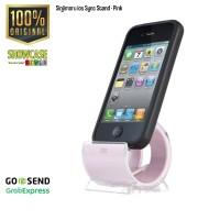 Sinjimoru ios Sync Stand Pink Phone Stand Dock iPhone