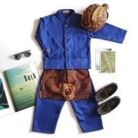 Baju Adat Anak TK / SD Kartinian / Karnaval / Beskap Anak / Basofi