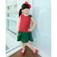 Ethnickidswear Glory Dress Natal Anak Baju Natal Anak Baju Couple Mom