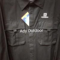 Kemeja Lengan Panjang Consina Amazone Shirt Original Kemeja Pdl