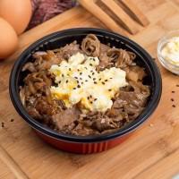 Gyu Teriyaki Garlic Rice Bowl