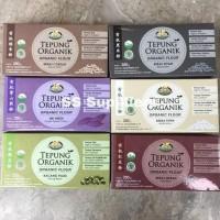 Bionic Farm Tepung Beras Organik 250 Gr, Best Seller! - COKLAT
