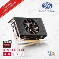 VGA Sapphire Pulse Radeon RX 570 4GB - RX 570 ITX 4 GB DDR5