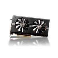VGA Sapphire Nitro+ Radeon RX 570 Dual 8GB - RX 570 Dual 8 GB DDR5