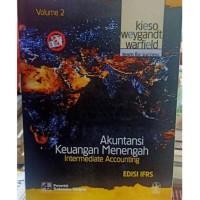 Akuntansi keuangan menengah Buku 2 By Kieso