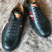 Bally Sneaker Men Black. Bally Shoes Original Black