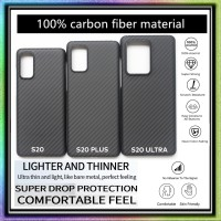 Case Samsung S20 Ultra / S20 Plus / 20 REAL ARAMID CARBON Ultra Thin