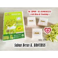 SABUN BERAS K BROTHSIS - ORIGINAL BPOM