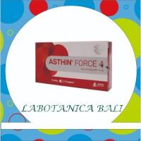 Asthin Force 4 MG Daya Tahan Tubuh - 3 Strip @6 Kapsul