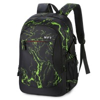 Techdoo Tas Ransel Sekolah Anti Air Backpack Tas Laptop Import TR503