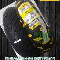 Ban Pirelli Angel Scooter 120/70 Ring 14 For Lexy Aerox Vario New