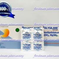 Polysilane tablet / patennya antasida / untuk sakit maag atau kembung