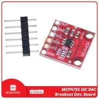 MCP4725 MCP 4725 DIGITAL TO ANALOG DAC CONVERTER MODULE