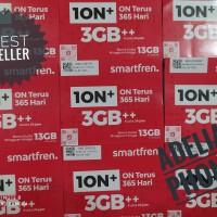 Perdana Smartfren ION 13GB