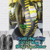 Diskon Ban Pirelli Angel City 150/60 Ring 17 For MOGE