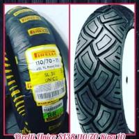 Ban Pirelli SL 38 unico 110/70 Ring 11 For Vespa LX