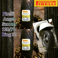 Ban Pirelli Angel Scooter 120/70 Ring 12 For Scoopy , Vespa sprint