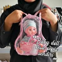 Baby Alive Doll - Mainan Bayi Bisa Minum Pipis dan Bicara