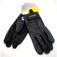 Kalibre 992169000 Sarung Tangan Kulit Motor Full Jari Hitam Gloves