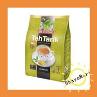 Aik Cheong Teh Tarik Halia Ginger Milk Tea Beverage 4in1 600grm