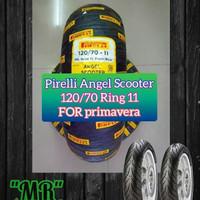 Ban Tubelles Pirelli angel Scooter 120/70 Ring 11 For Primavera
