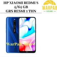 HP XIAOMI REDMI 8 4/64 GB - XIOMI MI 8 RAM 4GB ROM 64GB GARANSI TAM