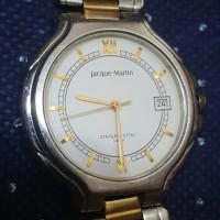 Jam Jacque Martin quartz Original unisex watch