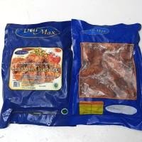 Delimax Smoked Spicy Chicken Wings / Sayap Ayam Pedas Asap 500gr
