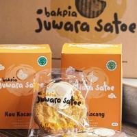 KUE KACANG (ISI 6 PCS) BY BAKPIA JUWARA SATOE / KUE KERING KACANG