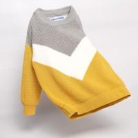 Hello Mici Baju Bayi Jaket Knitwear Venus Mustard