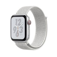 New Apple Watch Series 4 44mm Silver Nike Edition