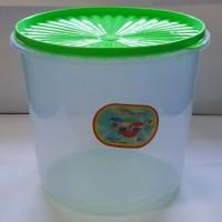 Toples Plastik Premium 10 liter Kedap Udara   Tempat Kerupuk - Campur