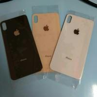 BACK DOOR BACKDOOR TUTUP BATERAI IPHONE XS MAX ORIGINAL