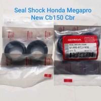 seal sil shock megapro new cb150 cbr tiger
