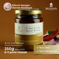 Bumbu Instan Tumis Sayur Sedap Wangi Premium (250gr) - Medina Catering