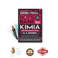 BUKU KIMIA SMA/MA: SERIBU PENA HOTS BANK (EMC)