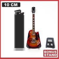 promo pajangan hiasan aksesoris gitar minatur hiasan 1:12 murah