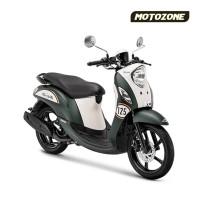 Yamaha Fino Sporty - OTR Jakarta