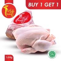 My Chicken Paket Hemat Ayam Karkas 2 kg (1 kg + 1 kg)