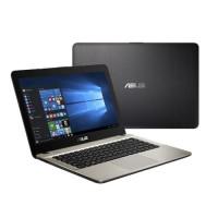 LAPTOP ASUS X441BA-GA911T - A9-9425/4GB/1TB HDD/AMD R5/WIN 10/BROWN