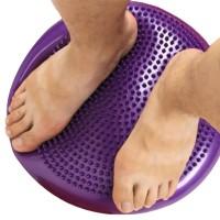 GW Yoga Gym Sport Inflatable Explosion-proof Balance Massage Pad