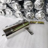 Tabung botol tempat tampungan air radiator ninja vixion cbr atau