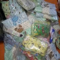 Grosir Baju Bayi Kiloan Murah Merk Tatami,Tokusen,Babylon,Costly 1/2Kg